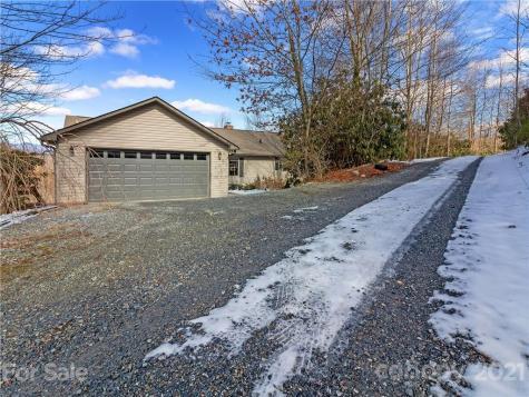 166 Blue Ridge Overlook Drive Brevard NC 28712