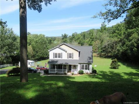 332 Old Lakey Gap Road Black Mountain NC 28711