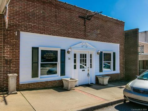 34 Main Street Mars Hill NC 28754