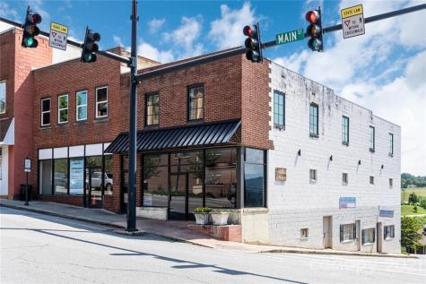 10 N Main Street Mars Hill NC 28754