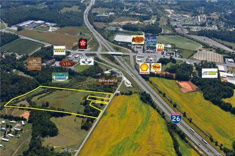 412 McMurray Road Flat Rock NC 28731