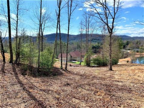 Lot 26R Crystal Lake Drive Hendersonville NC 28739