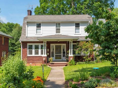 119 Forest Hill Drive Asheville NC 28803