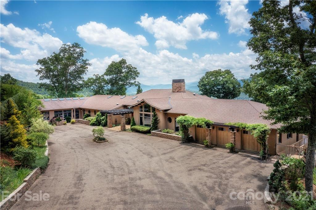 1 Secluded Vista Drive Asheville NC 28803