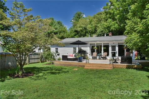 16 Busbee View Road Asheville NC 28803