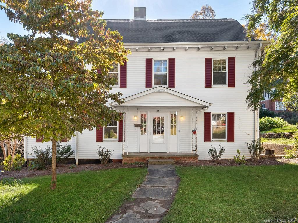 25 Montview Drive Asheville NC 28801