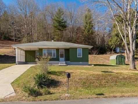 163 McGuire Loop Pisgah Forest NC 28768