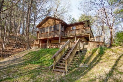 552 Whitney Boulevard Lake Lure NC 28746