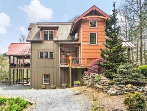 179 Deer Leap None Marshall NC 28753