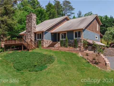 3 Knollwood Place Asheville NC 28804