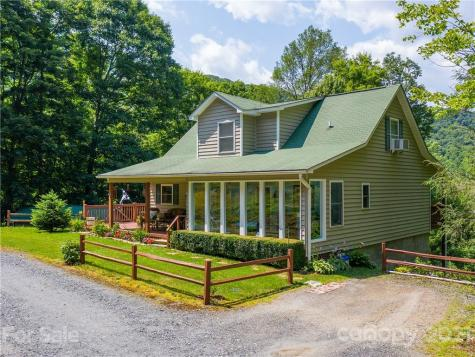 1595 Hickory Springs Road Burnsville NC 28714