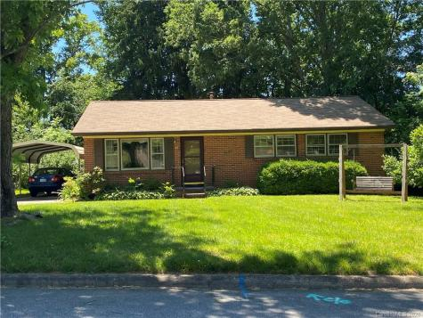 45 Pleasant Ridge Drive Asheville NC 28805