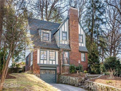 26 Normandy Road Asheville NC 28803