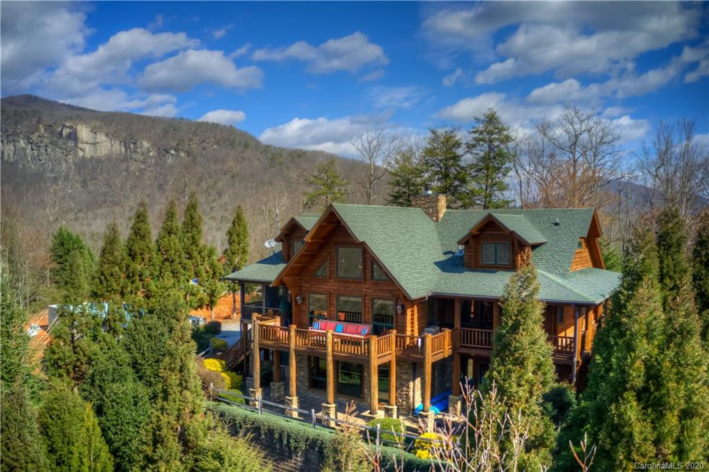 182 Deer Trail Lake Lure NC 28746