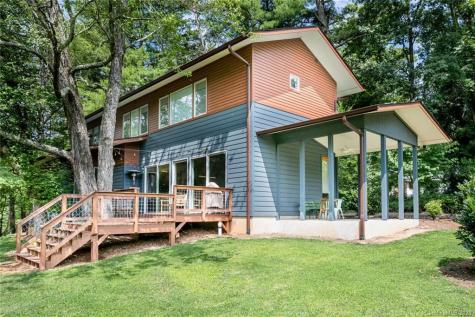 1007 Concord Creek Lane Asheville NC 28803