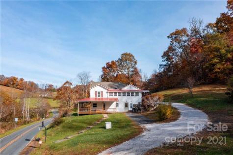 502 Rebels Creek Road Bakersville NC 28705