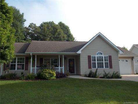 16 Ridgeland Lane Asheville NC 28805