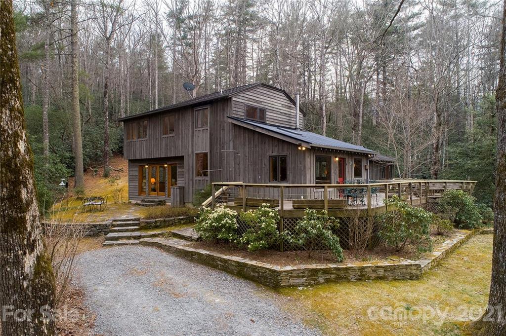 422 Sun Lodge Road Pisgah Forest NC 28768
