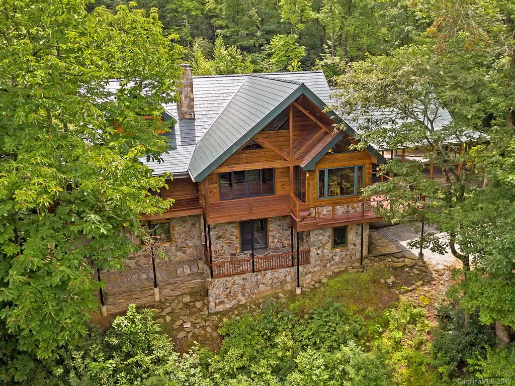 Pioneer Log Homes France luxury log homes | asheville nc homes, land and real estate