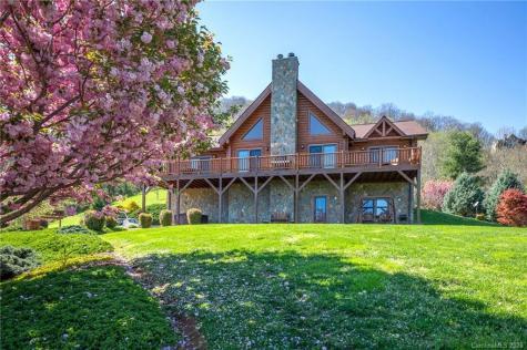 206 Serenity Mountain Lane Mars Hill NC 28754