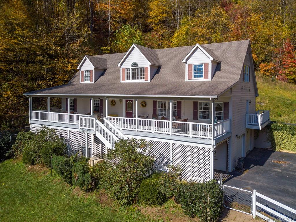 1693 OLD MOUNTAIN Road Mars Hill NC 28754