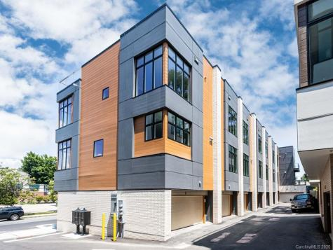 4 Bauhaus Court Asheville NC 28801