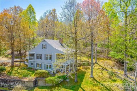 1364 and 1366 Cantrell Mountain Road Brevard NC 28712