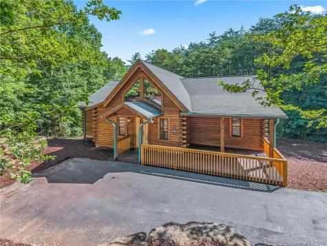 144 Mcdaniel Court Lake Lure NC 28746