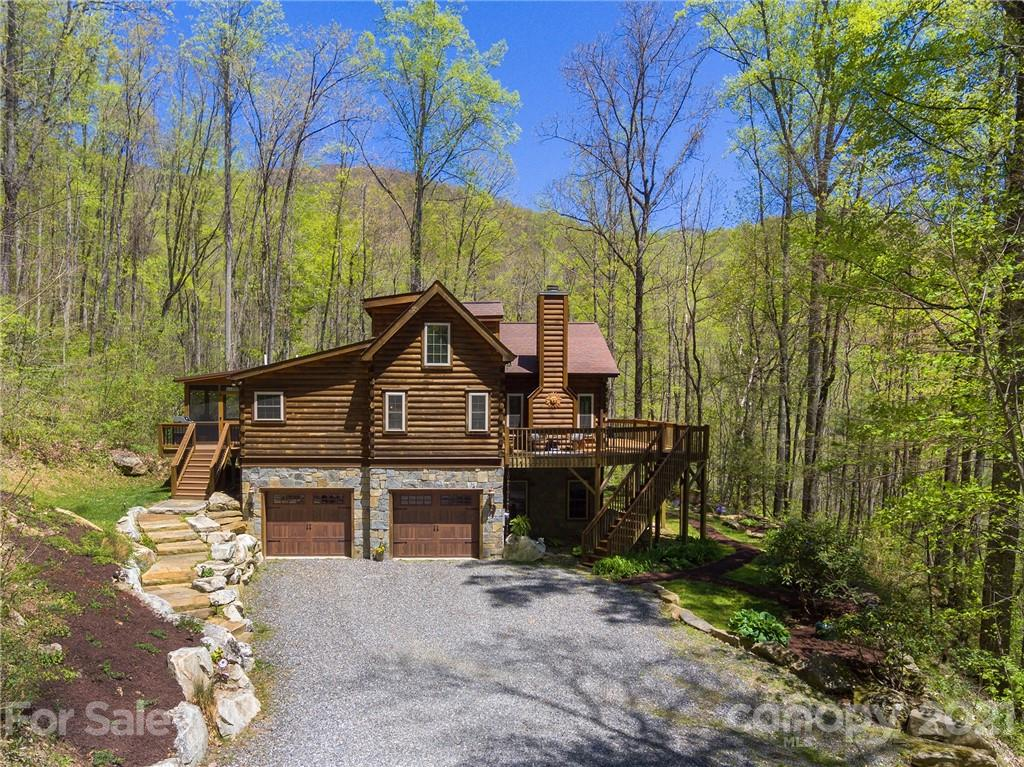 51 North Knob Lane Weaverville NC 28787