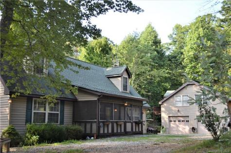 168 Wolf River Lane Lake Lure NC 28746