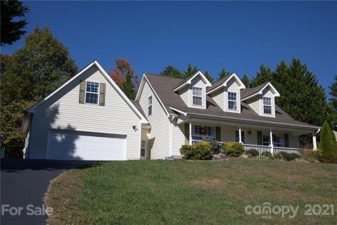 44 Worthington Lane Weaverville NC 28787