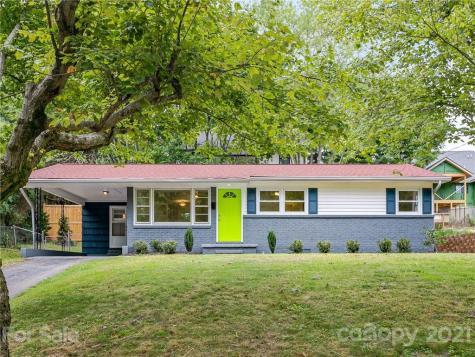109 Vance Crescent Extension Asheville NC 28806