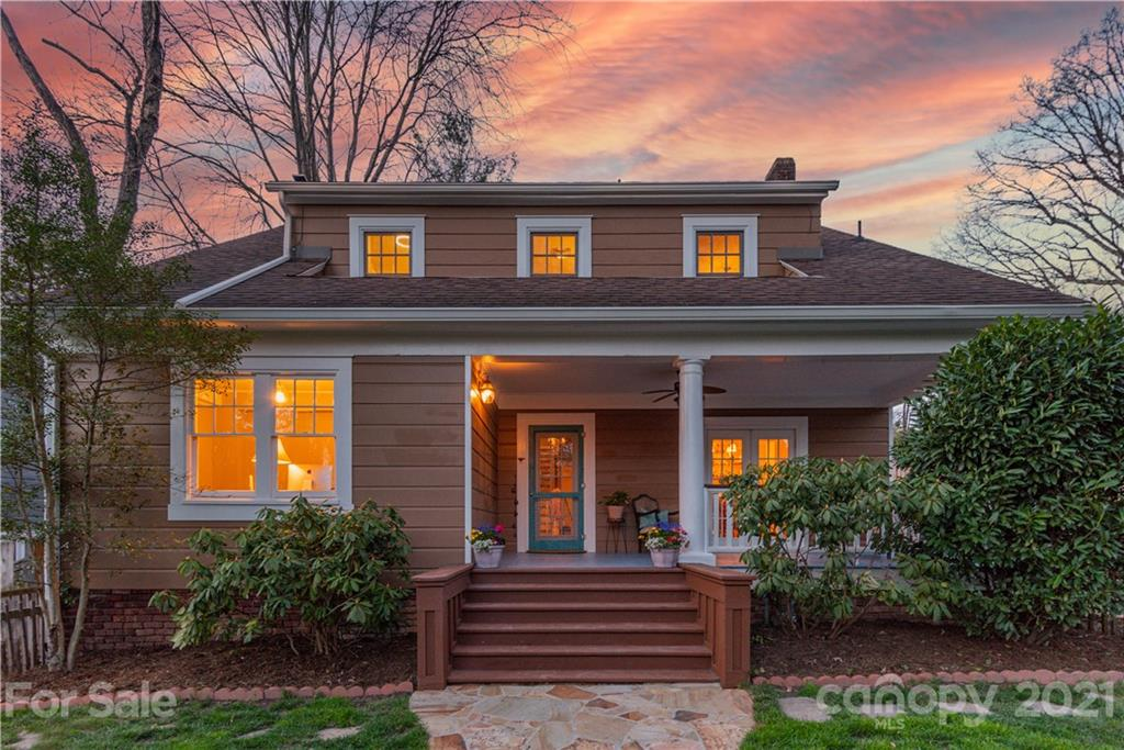 212 Forest Hill Drive Asheville NC 28803
