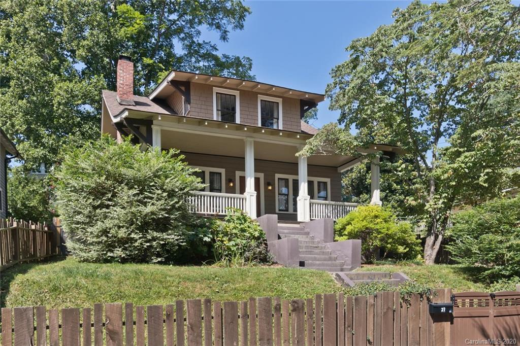 21 Montview Drive Asheville NC 28801