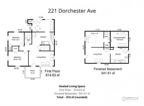 221 Dorchester Avenue Asheville NC 28806