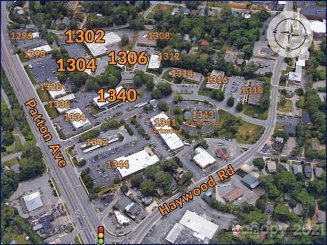 1302 Patton Avenue Asheville NC 28806