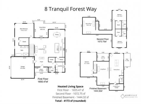 8 Tranquil Forest Way Asheville NC 28804