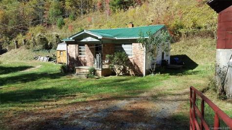 1213 Roaring Fork Road Mars Hill NC 28754
