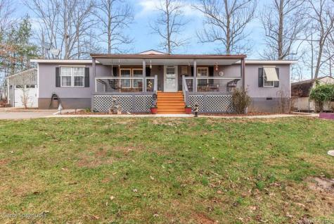 580 Piney Knob Road Marshall NC 28753