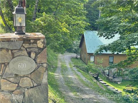 610 Grouse Thicket Road Mars Hill NC 28754