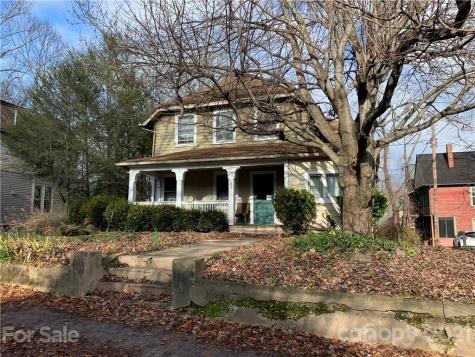 36 Bearden Avenue Asheville NC 28801