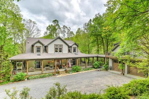 21 Chestnut Hill Road Black Mountain NC 28711
